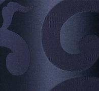 プレミアムモデル-唐草文様(紺)ボタン